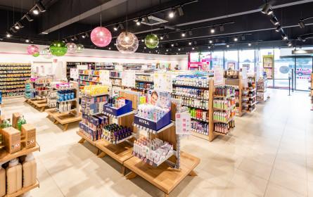 Bipa-Filiale Hartkirchen überzeugt mit neuem Shop-Design
