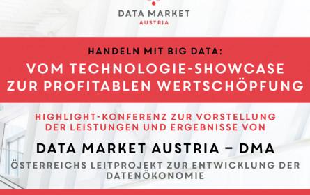 Österreichs Leitprojekt zur Entwicklung der Datenökonomie