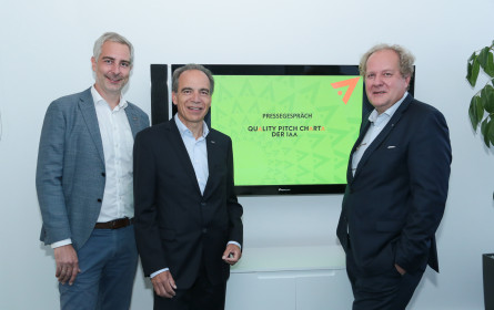 IAA Austrian Chapter startet Initiative für faire Pitches