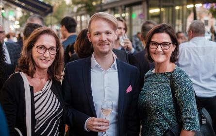 Sotheby's Austria eröffnete neuen Standort am Parkring in Wien