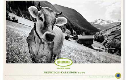 "Emma ist ""Austria's Next Urgute Heumilchkuh"""