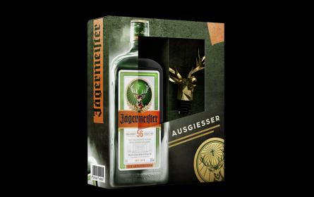 "Limited Edition ""Goldener Winter"" bei Jägermeister"
