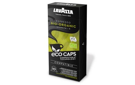 Lavazza bringt die neuen Eco Caps auf den Markt