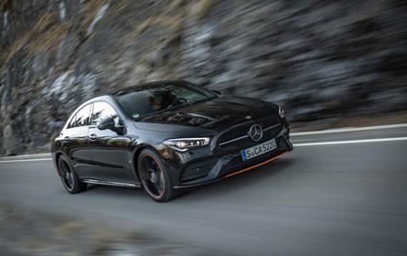 Mercedes legt weiter zu