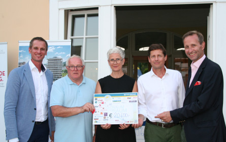 Große Immo-Contract Golf Charity Trophy 2019