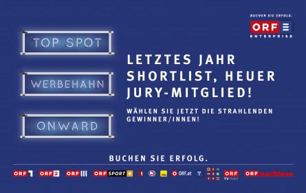 ORF-AWARDS: Jetzt ist die hochkarätige Jury am Zug