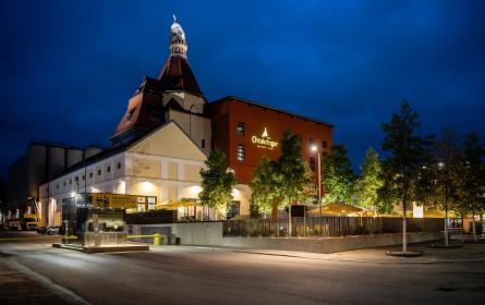 Ottakringer Brauerei wird für eine Nacht zum Museum