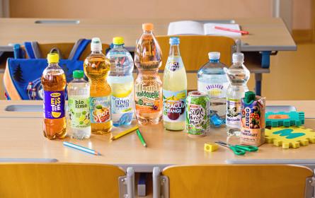 Partner der zucker-raus-initiative von Spar sorgen für weniger Zucker in Getränken