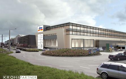 dm Teilkonzern-Zentrale CEE bleibt in Salzburg