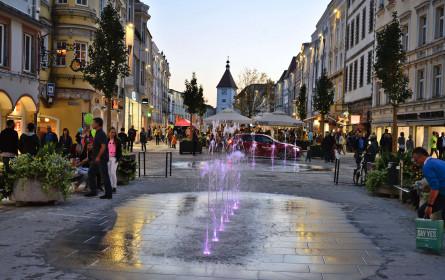 Perfektes Herbst-Shoppingwetter zur ShoppingNight am 6. September