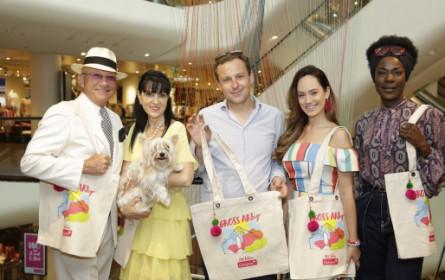Gerngross: Shopping-Party zum 140. Geburtstag