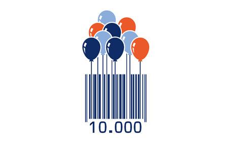 10.000 Kunden für GS1 Austria