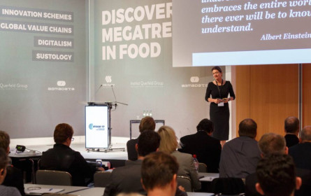 "iFood Conference 2019: ""Discovering the Megatrends in Food"""