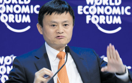 Alibaba-Chef Jack Ma zieht sich von der Firmenspitze zurück