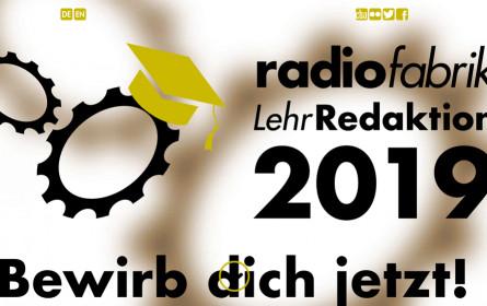 Zweites Außenstudio der Radiofabrik im Pinzgau