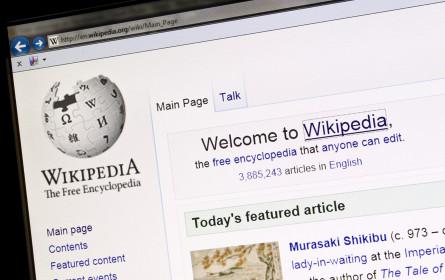 Wikipedia bekommt Millionen-Spende für IT-Sicherheit