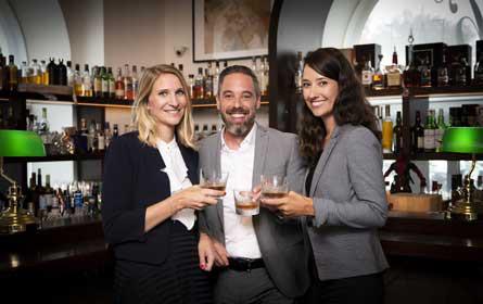 Beam Suntory mit neuem Führungsteam für Österreich Frauenpower für Premium-Spirituosen von Weltrang