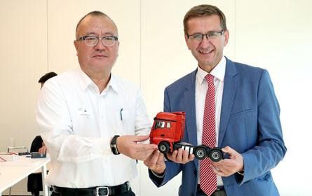 FAW Jiefang eröffnet Entwicklungszentrum in Steyr