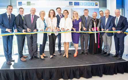 IST Park in Klosterneuburg eröffnet