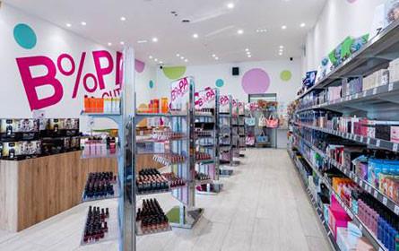 Neues Shopping-Erlebnis: Bipa goes Parndorf