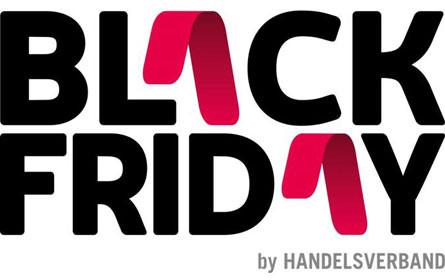 Black Friday: Logo des Handelsverbandes für alle Händler kostenfrei verfügbar