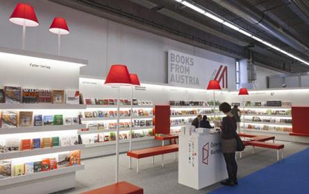 Österreich präsentiert sich auf der Frankfurter Buchmesse 2019