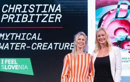Christina Pribitzer gewinnt Young Drummers Award bei Golden Drum Festival