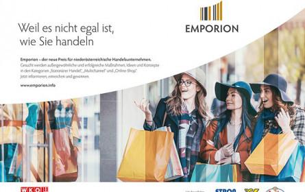 Emporion: Eine neue Auszeichnung für den niederösterreichischen Handel