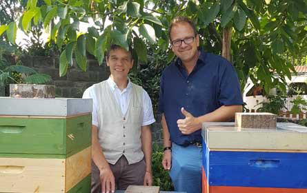 Knusperli ist Partner von Hektar Nektar und fördert die Bienenpopulation sowie die Imkerei