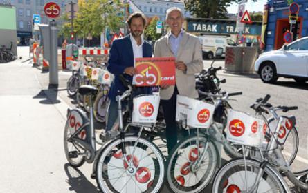 """Citybike Wien unterstützt Caritas-Projekt """"Freitzeitbuddy"""""""