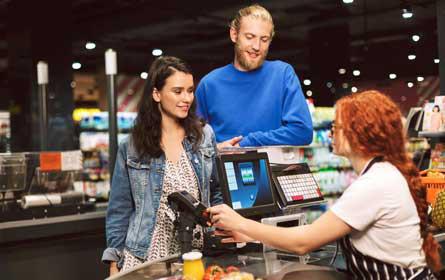 Handels-KV - Gewerkschaft fordert ein Gehaltsplus von 4,4 Prozent