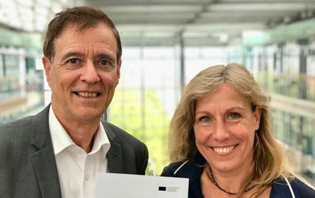 Festakt für Wiener Professor in Potsdam