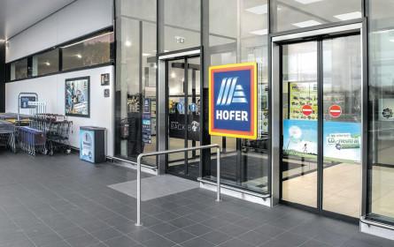 Hofer schließt Großlager im Bezirk Melk mit 300 Mitarbeitern