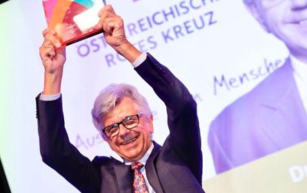 Werner Kerschbaum ist Fundraiser des Jahres