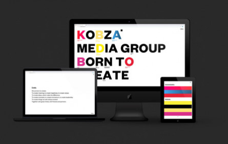 Kobza Media Group startet mit neuem Corporate Design in den Herbst