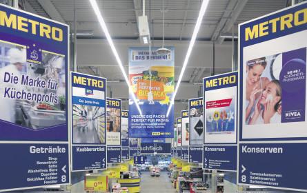 Metro trennt sich von der Mehrheit an seinem China-Geschäft