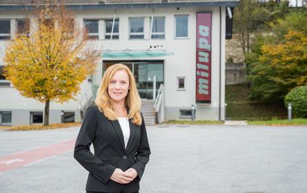 Neue Geschäftsführerin bei Milupa und Nutricia Österreich