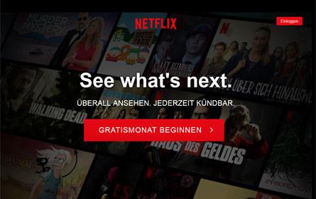 Branchenkenner: Netflix ist Türöffner für große Medienkonzerne
