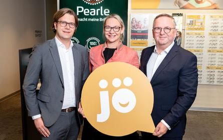 Verbund und Pearle sind die zwei neuen jö Partner