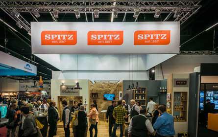 """""""Alles für den Gast 2019"""": Spitz macht Spirituosen-Kompetenz schmackhaft"""
