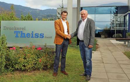 Salzburger Samson Druck kauft Kärntner Druckerei Theiss