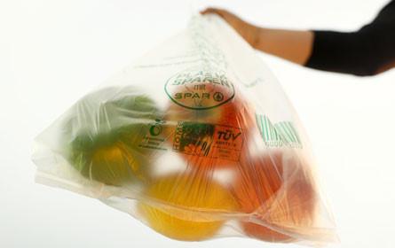 Plastiksackerl-Verbot ab 2020 in Österreich