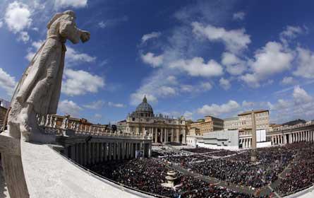 """In Italien entsteht """"VatiVision"""", das Netflix für Religion und Kultur"""