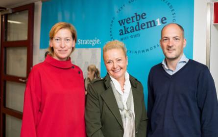 Werbe Akademie des Wifi Wien: Diplom-Lehrgang Online-Marketing feiert 10. Geburtstag