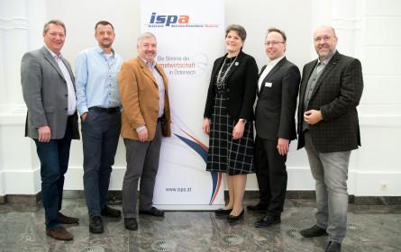 ISPA Mitglieder bestätigen Vorstand und Präsident
