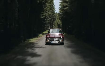 Werner Schreyer und der Alfa Romeo Stelvio Q auf der Straße der Leidenschaft.