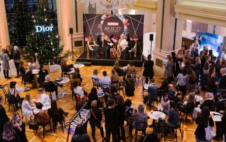 "Das war der erste ""Woman"" Beauty Salon Privé  im Grand Hotel Wien, Fortsetzung 2020 geplant"