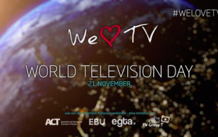 World Television Day 2019: Vielfalt der Inhalte bringt die Welt näher zusammen