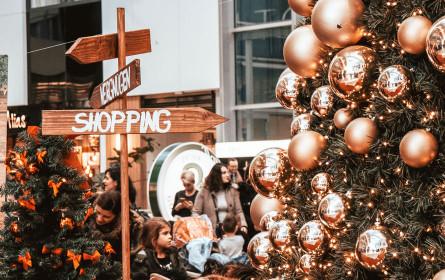 Am 29. November eröffnet das Weihnachtsdorf in der Millennium City