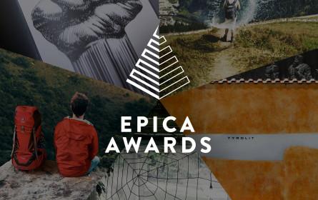 Heimat Wien heimst Österreichs einzige fünf Shortlist-Platzierungen  bei den Epica Awards ein